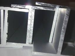 Алюмінієвий тавр 60х60х3 мм