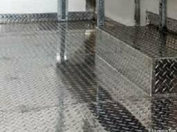 Алюминиевый лист рифлён. Ф- 4х1500 х 3000мм