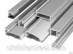 Алюминевые трубы профильные 100х20х2 100х40х3