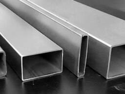 Алюмінієва труба прямокутна 80x60x4