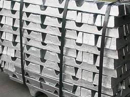 Алюминиевая чушка АК9