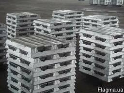 Алюминиевая чушка (АВ87, АВ91, АВ97, АО, АД31, АД31Е, АК5М2)