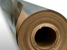 Алюминиевая фольга для бани и сауны 0,13мм. 30 м. кв.