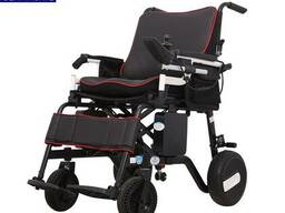 Алюминиевая легкая складная электроколяска для инвалидов. ..