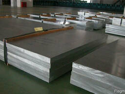 Алюминиевая плита 70 (1, 5х3, 0) Д16