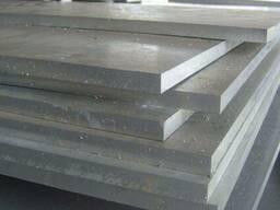 Алюминиевая плита Д16, Д16т, АМГ6, АМГ5, АМГ3, АМГ