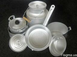 Алюминиевая посуда , лом