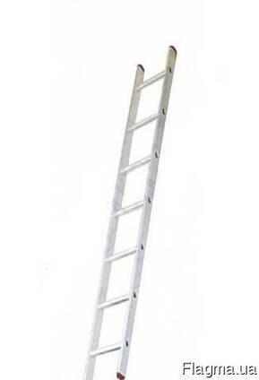 Алюминиевая приставная лестница Krause Corda 7 ступеней
