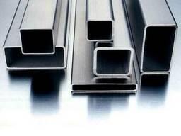 Алюминиевая труба профильная, размер -50х50х4, 0мм, купить