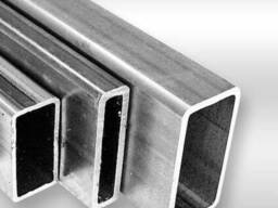 Алюминиевая профильная труба;12х12, 15х15 гост
