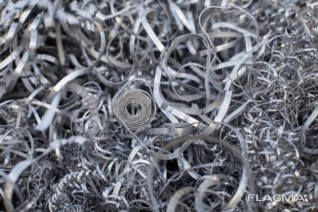 Алюминиевая стружка