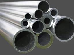 Трубный прокат алюминиевый 16х1, 5 мм круглая сплав АД31