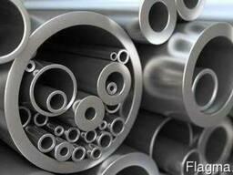 Алюминиевая труба круглая толстостенная