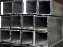 Алюминиевая труба прямоугольная 160х30х1, 5 - БП
