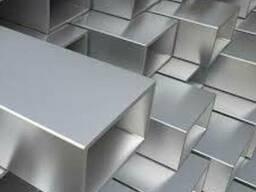 Алюминиевая труба квадратная 35х35х2 - БП
