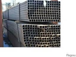 Алюминиевая труба, квадратная 40х40х2мм, не дорого, купить,