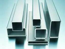 Алюминиевая труба квадратная цена