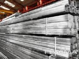 Алюминиевая труба квадратная 25x25x2мм
