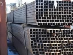 Алюминиевая труба квадратная 20х20х1мм