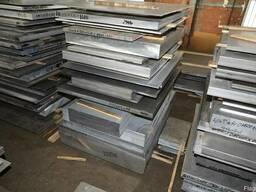 Алюмінієвий лист (плита) марка АМГ5, Д1Т, Д16Т, Д16