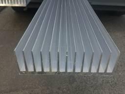 Алюмінієвий радіаторний профіль 244x26