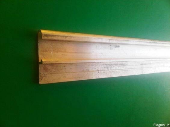 Алюмінієвий універсальний кліпс -профіль для фіксації плівки