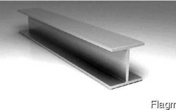 Алюминиевый двутавр 18х13х18х1,5