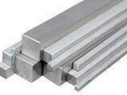 Алюминиевый квадрат 10х10