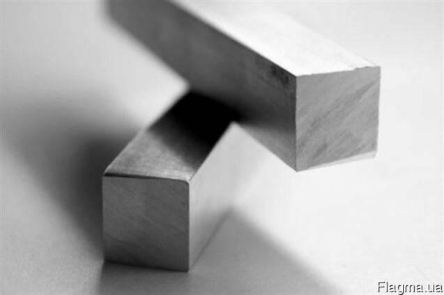 Алюминиевый квадрат 10х10 Д16