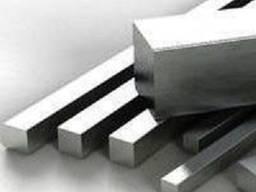 Квадрат алюминиевый 10х10