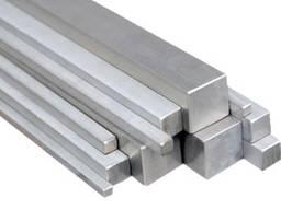 Алюминиевый квадрат 120, 130, 140, купить, пруток алюминий