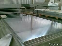 Алюминиевый лист 0,5х1200х3000 АМГ2(3)