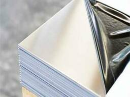 Лист алюминиевый гладкий 1,0х1250х2500 мм 1050 (АД0) купить