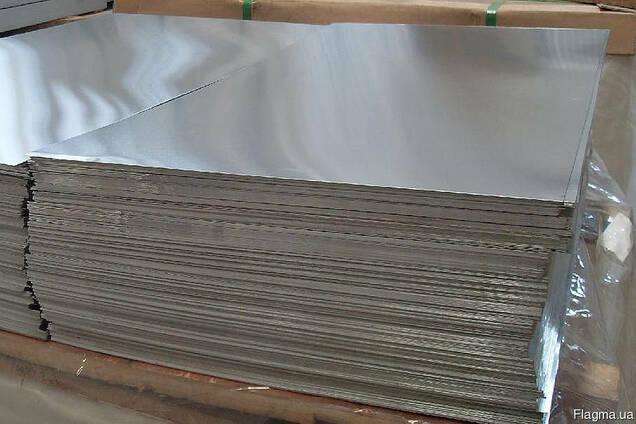 Лист алюминиевый АМГ5 (5083) 3,0*1500*4000 мм