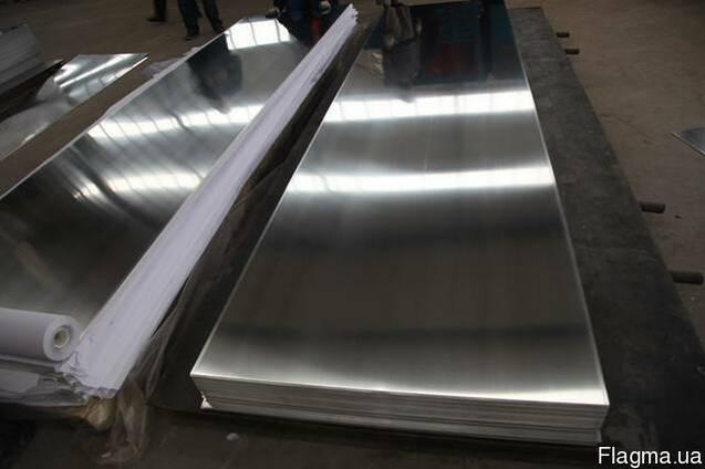 Алюминиевый лист АД0 0,5х1250х2500 мм
