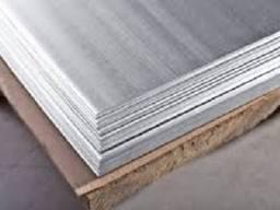 Лист алюминиевый АМГ5М в ассортименте по доступной цене