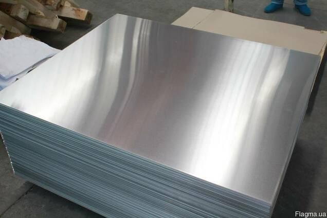 Алюминиевый лист Д16т 6 мм толщиной