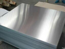 Алюминиевый лист Д16Т 140х1200х3000 ГОСТ