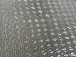 Алюминиевый лист кожа