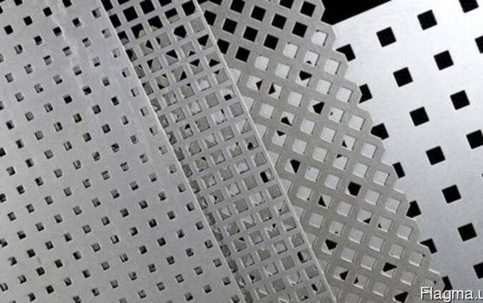 Алюминиевый лист перфорированый (1000x2000)