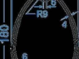 Алюминиевая мачта 180x128,3БПЗ-1465 б.п.