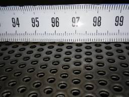 Лист перфорированный стальной розница и опт порезка
