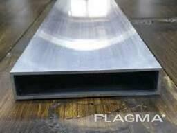 Алюминиевая труба прямоугольная 50х30х2