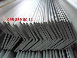 Алюминиевый профиль уголок 15х15х1, 5 мм.