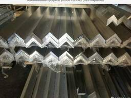 Алюминиевый профиль уголок 30х30х2(анод). купить.