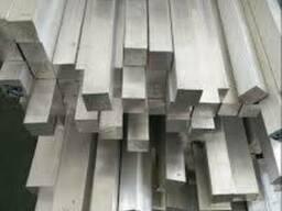 Алюминиевый пруток квадратный 12x12 б. п.
