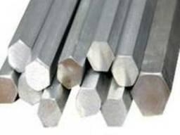 Алюминиевый шестигранник сплавов Д16Т, АД31Т