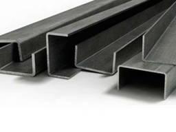 Алюминиевый швеллер 12х12х1, 5 мм АД31 Т5. анод. , б/п.