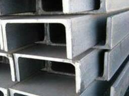 Алюминиевый швеллер Изготовление под заказ 2 недели АД31т5