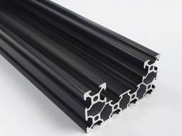 Алюминиевый станочный профиль 120x15 б. п.